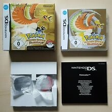 Pokemon goldene edition heartgold