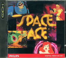 Space ace cdi philips cdi game cd i