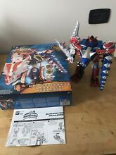 Bandai megazord dino thunder power