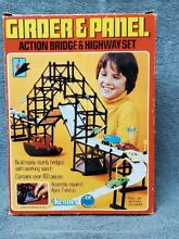 1976 kenner girder and panel action