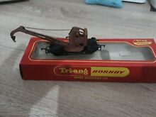 Triang hornby crane truck train