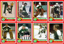 Minnesota north stars 1974 75 high