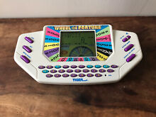 Wheel of fortune handheld game 1995
