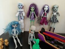 Mattel monster high frankie stein