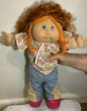 Really sweet funky cabbage patch