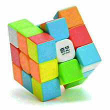 3x3 stickerless speed magic rubix