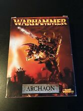 Warhammer chaos lord archaon