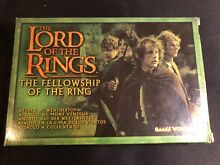 Lord of the rings fellowship of the