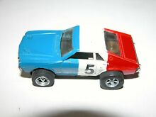 Javelin ho slot car not running