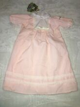 Preemie gown pink clothes doll cpk