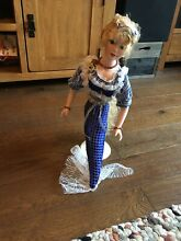 Mermaid collectable