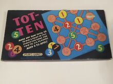 Tot ten number board game by s no