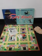 Spy ring game by waddingtons 1965