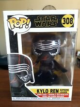 Funko pop movies kylo ren supreme