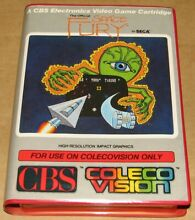 Space fury vision game complete in