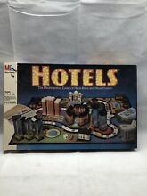 Hotels milton bradley complete mb