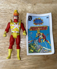 Firestorm dc super powers 1985