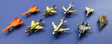 Galoob 9 planes color changers