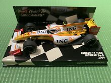 1 43 renault f1 team showcar n8 n