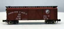 N scale northern pacific 40 wooden