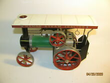 Te1a steam powered engine tractor