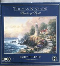 Puzzle light of peace
