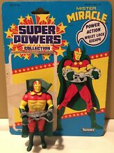 Mr miracle dc super powers