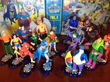 Super powers stands 10 fits kenner