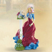 The forest chapel lady figurine