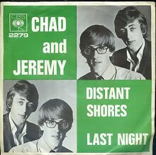 7inch chad and jeremy distant