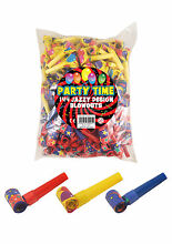 Jazzy blowout party noise maker