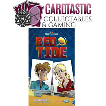 Paint the line ecg red tide card