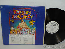 Andy soundtrack weiß promo lp