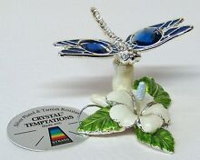 4353 silver dragonfly lily