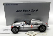 1 18 scale diecast m 027 auto union