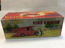 Triang minic clockwork fire engine