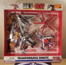 Tek toys sky bot transformable