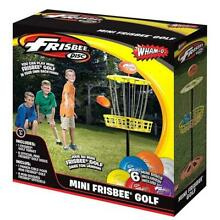 Wham o mini frisbee golf set
