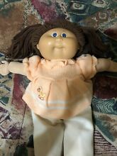 1983 cabbage patch doll xavier