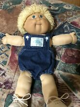 1984 cabbage patch doll xavier