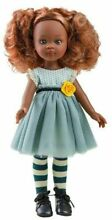 Paola reina doll nora copper hair