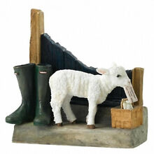 Kitchy co lamb gumboots pip squeak