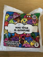 Collection monsieur madame mme