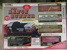 Collectable k line o gauge 3 rail