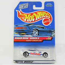New hot wheels sugar rush series ii