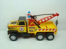Tow truck caltex 4x4 old