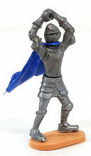 Swoppet medieval knight c1960 s