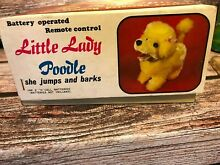 Little lady poodle japan toy by