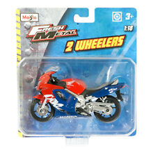 Maisto fresh metal 2 wheelers honda