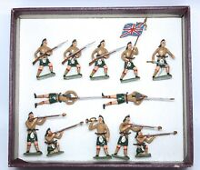 Heyde toy soldiers fanteria
